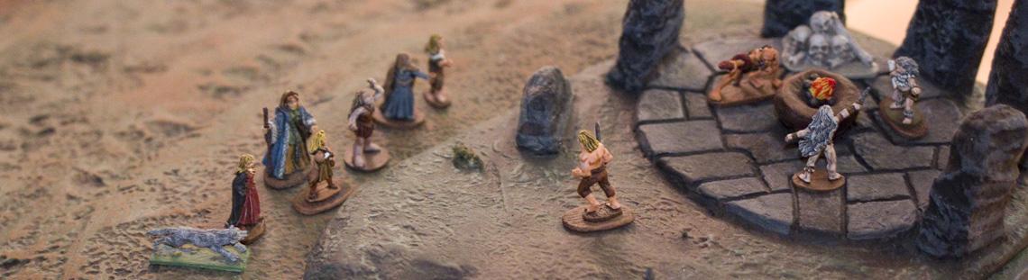Clan Modrak #4- Maidens of Modrak in the Tomb of Freya