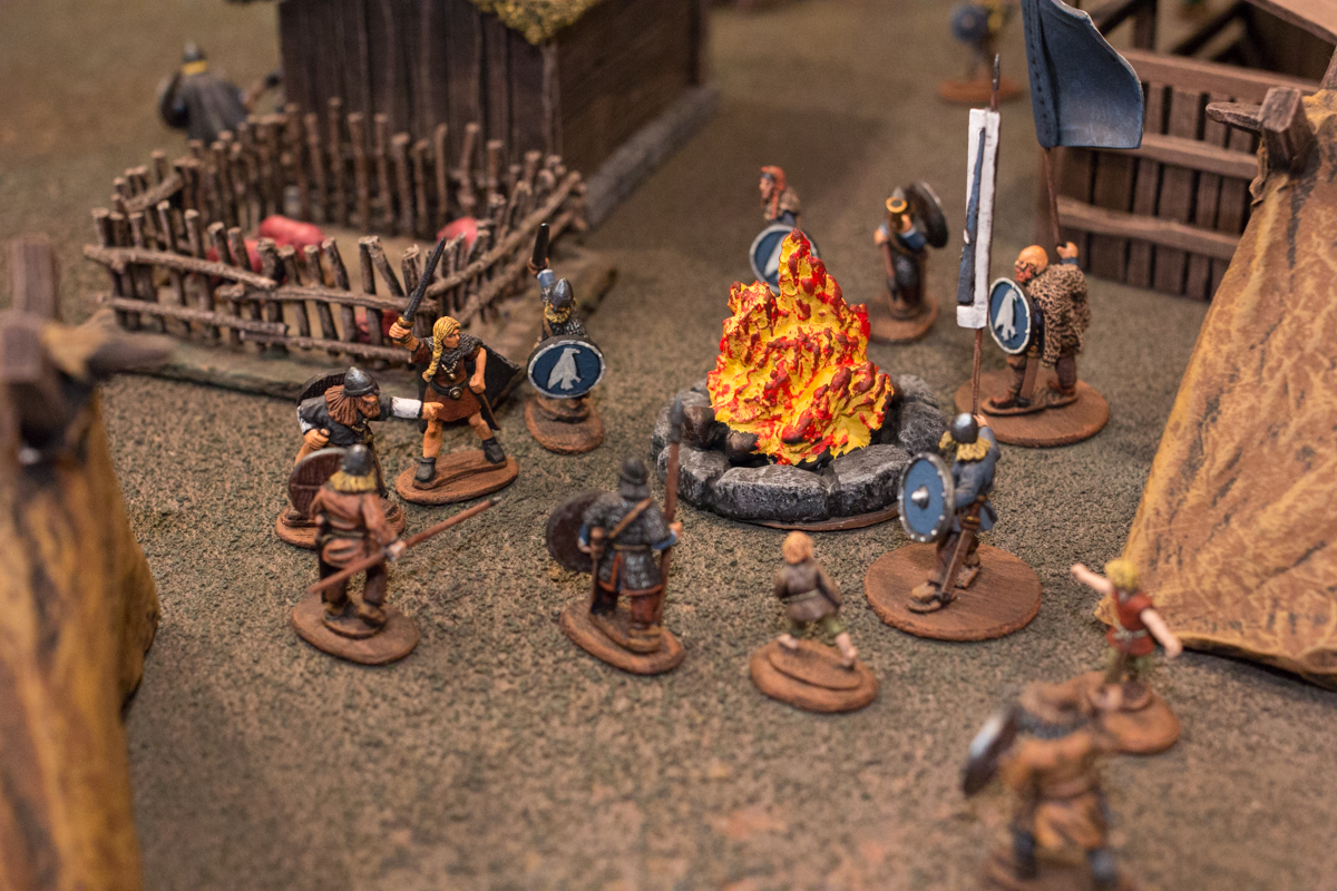 The Melgarsons' legendary infantry boasted of their many victories.