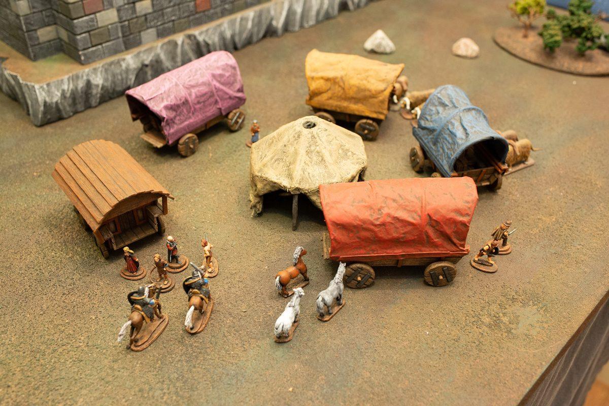 Caravan Wagons